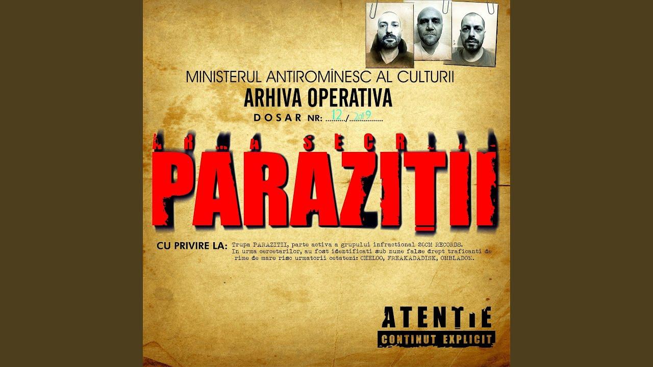 parazitii melodie politie)