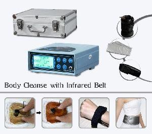 electroliza pentru detoxifiere