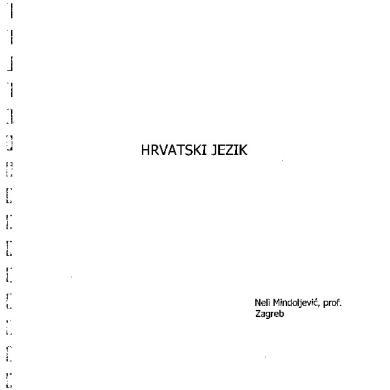 hrvatski jezik padezi testovi)