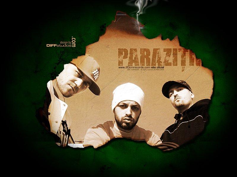 parazitii parol lyrics)