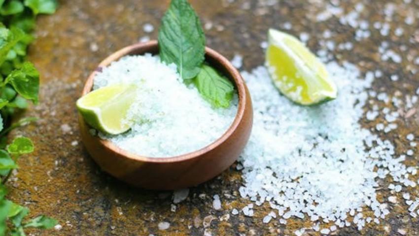 cura de detoxifiere de o zi cu sare amara