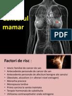 cancerul mamar ppt)