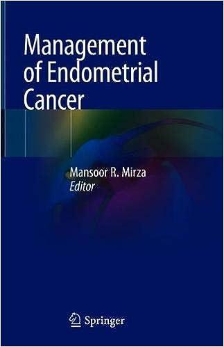 Management of Endometrial Cancer: Mansoor R. Mirza > Carte | Libristo