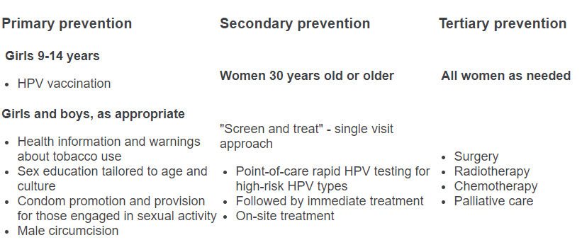 hpv treatment and prevention medicaments papillomavirus