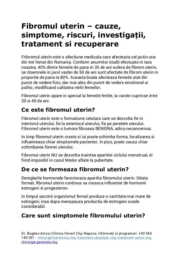 cancer col uterin se trateaza