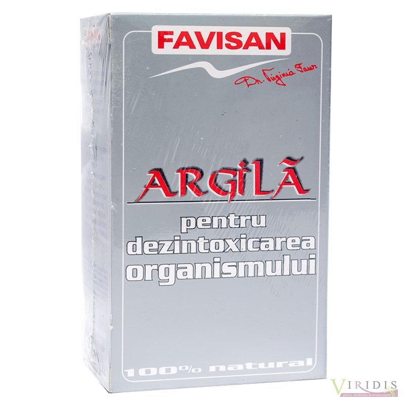 Argila Granule pentru Detoxifierea Organismului Favisan, g - kd-group.ro