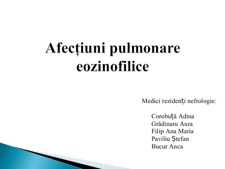 eozinofile mari