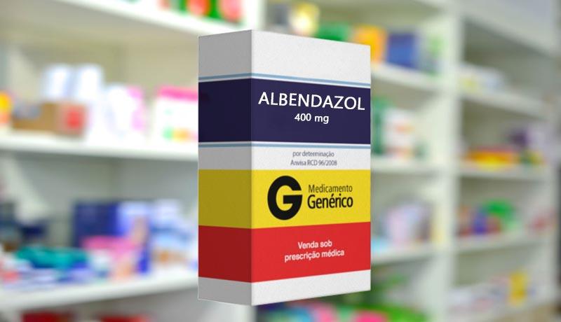 albendazol para tratamiento de oxiuros)