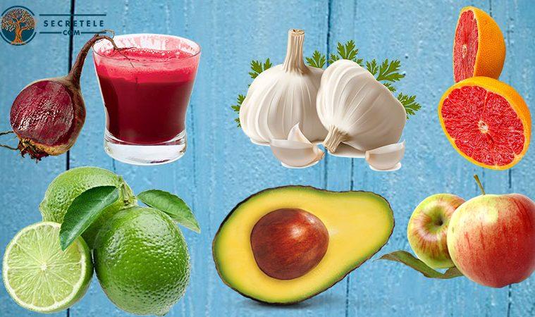 alimente pentru detoxifiere ficat
