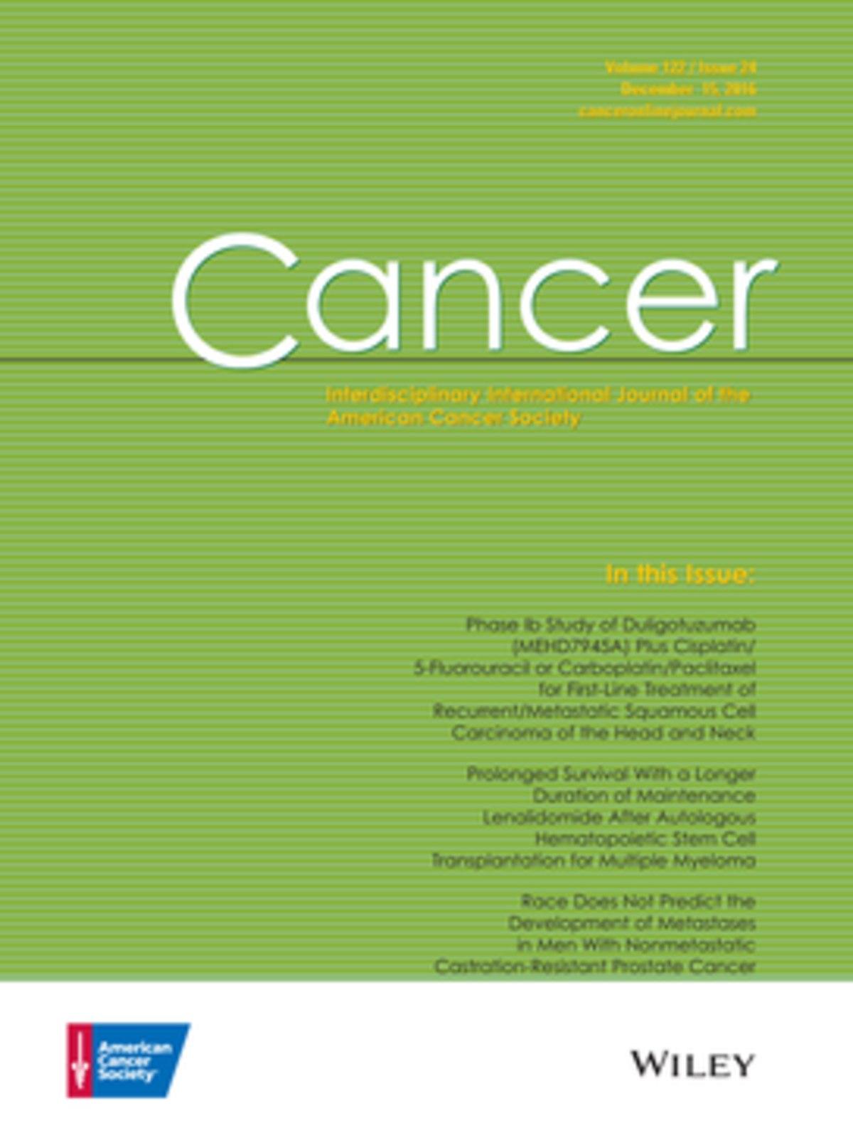 cancer professional journal cancer bucal como detectar