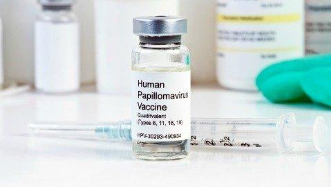 papillomavirus vaccino maschi