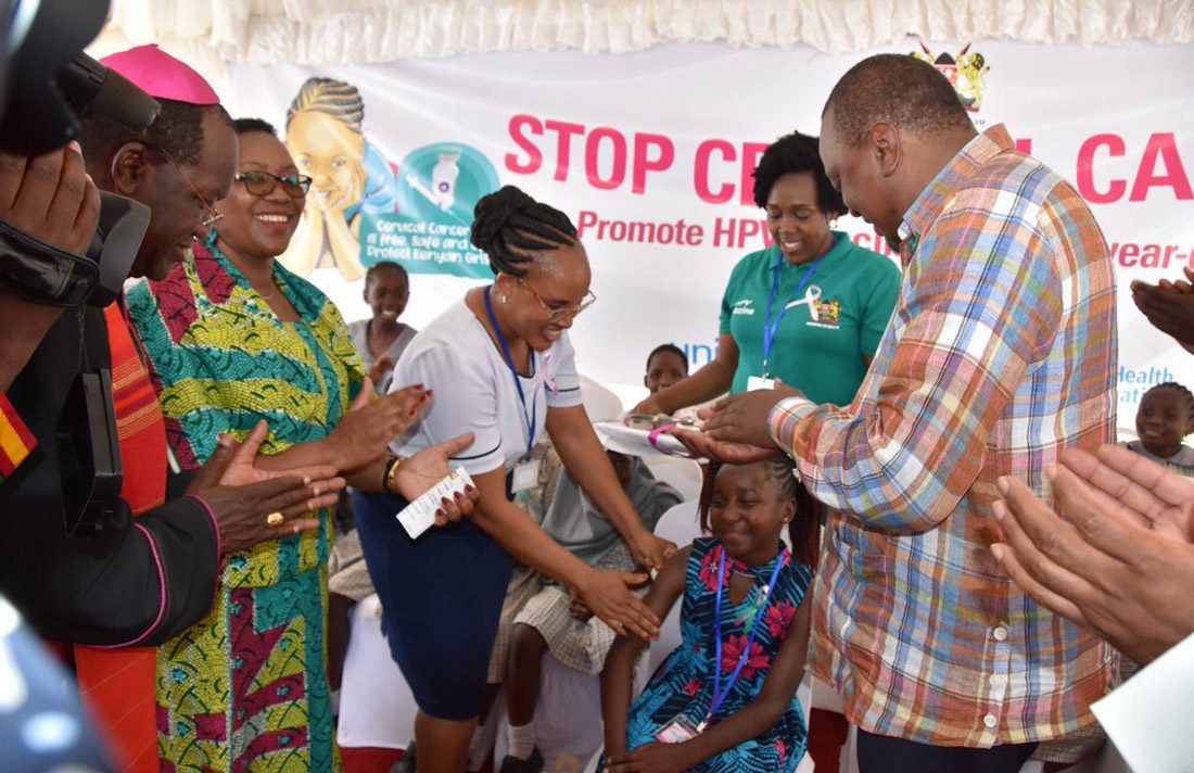 hpv treatment in kenya
