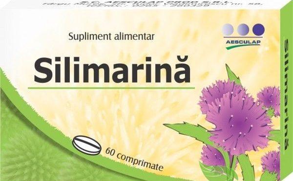 detoxifierea ficatului silimarina)
