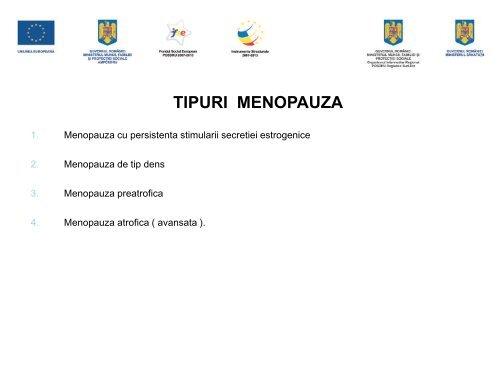 cancer de col uterin la menopauza)