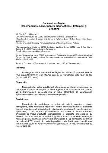 SRC - Societatea Română de Cancer Vasile Păcurar - Oradea • Bihor