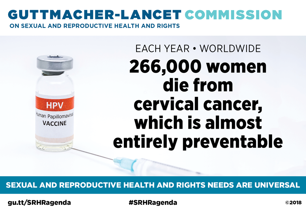 cervical cancer lancet