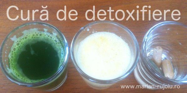 cura de detoxifiere pentru fiere)