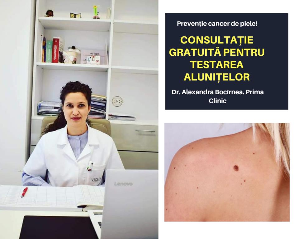 cancer de piele romania)