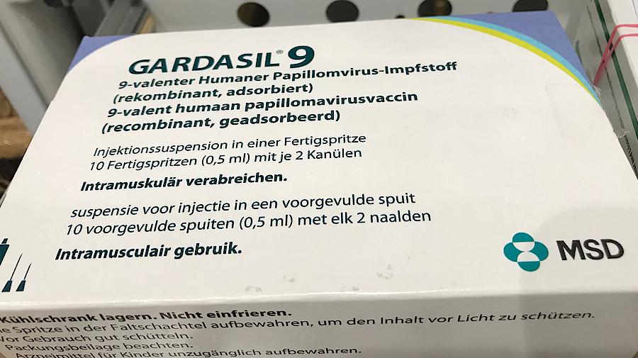 hpv impfung apotheke)