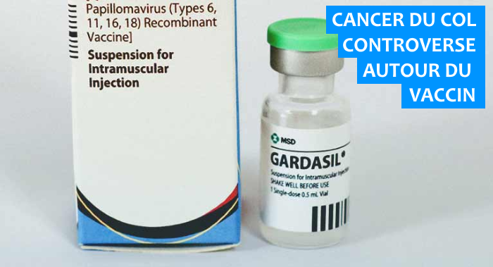 papillomavirus vaccin controverse)