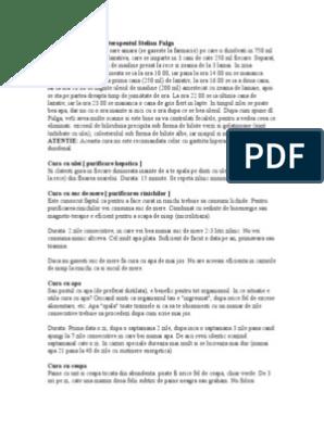 detoxifiere cu sare amara stelian fulga)