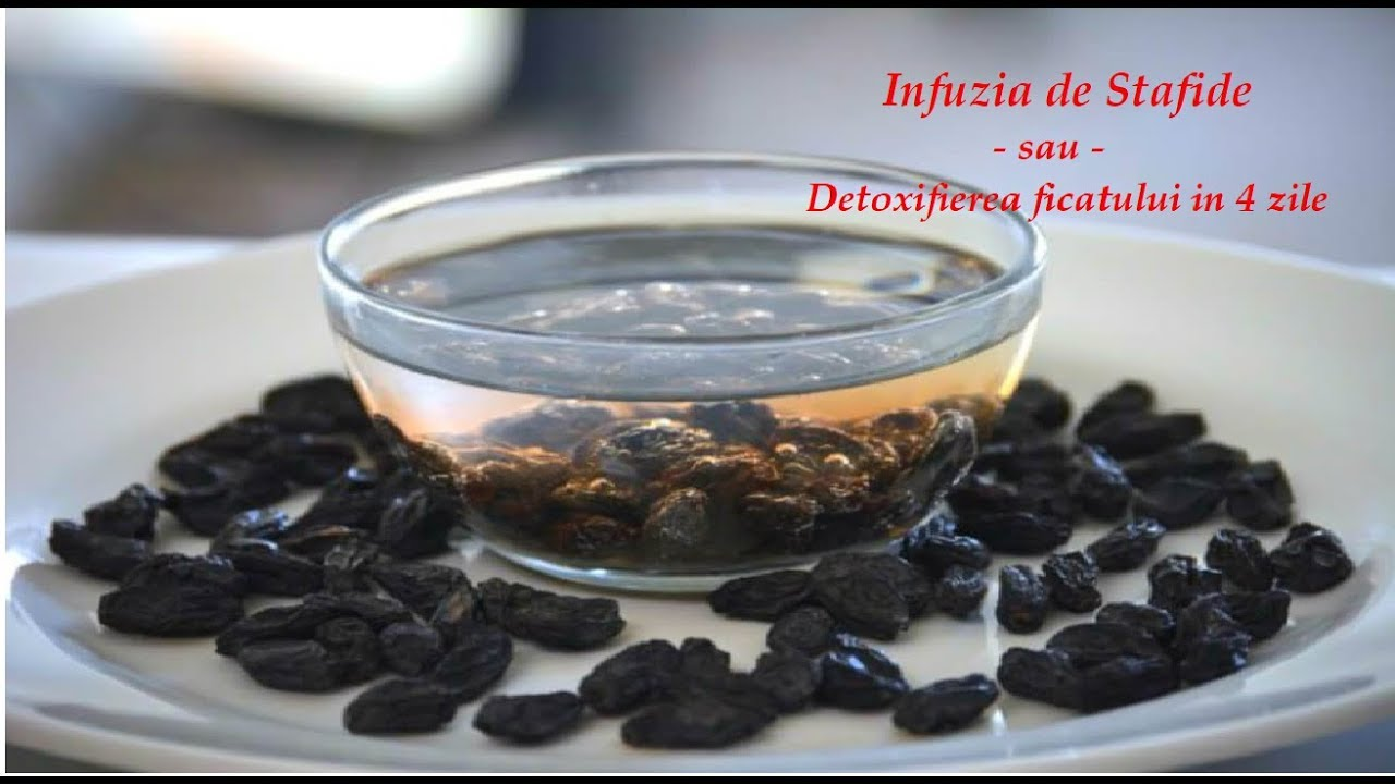 dezintoxicarea ficatului 7 zile