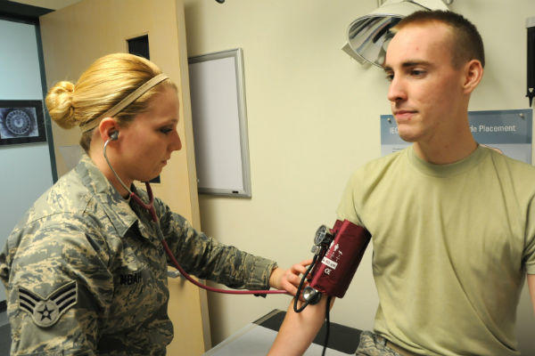 testicular cancer join military