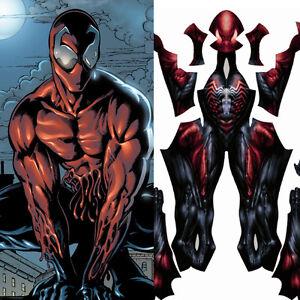 spiderman toxine