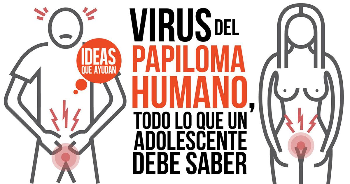 virus del papiloma humano en adolescentes)