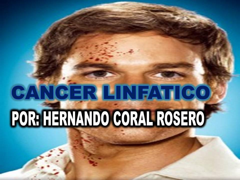 que es cancer linfatico
