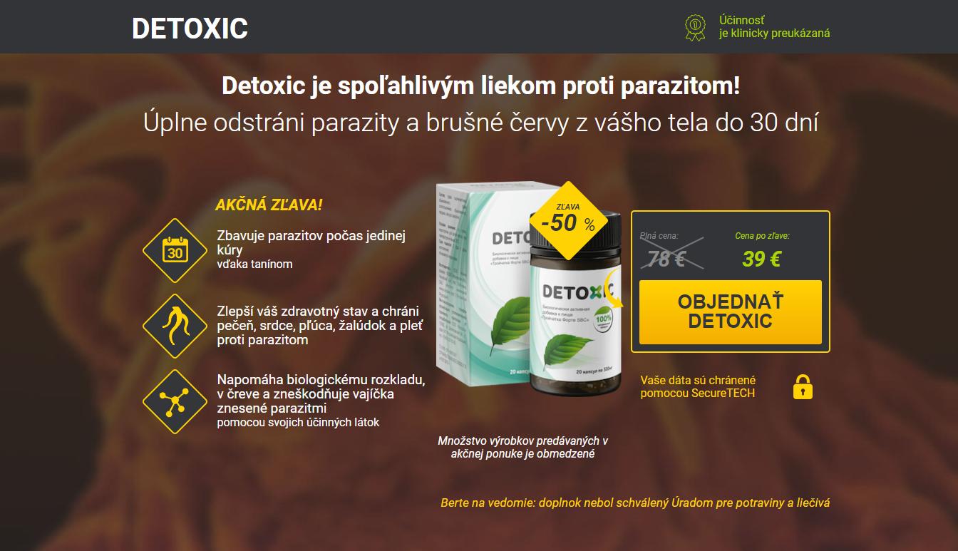 parazity v tele lieky)