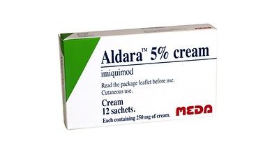 cream for hpv aldara)