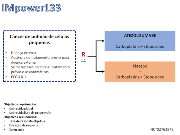 cancer pulmonar imunoterapie