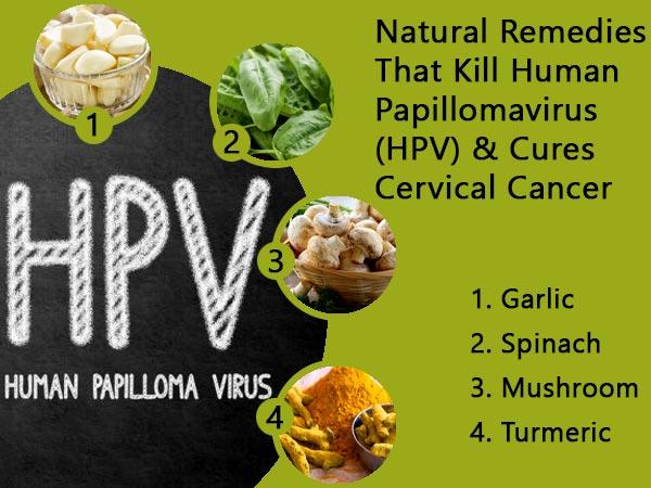 human papillomavirus curable