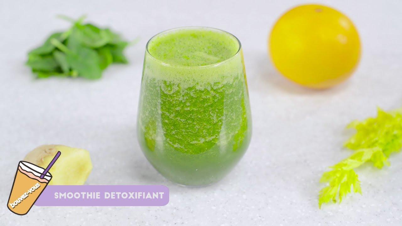 smoothie detoxifiere pentru slabit