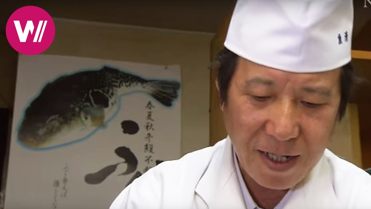 Orice chef japonez poate pregati de acum delicatese din peste fugu
