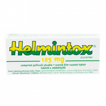 HELMINTOX mg/2,5 ml SUSP. ORALA — Lista Medicamentelor Mediately