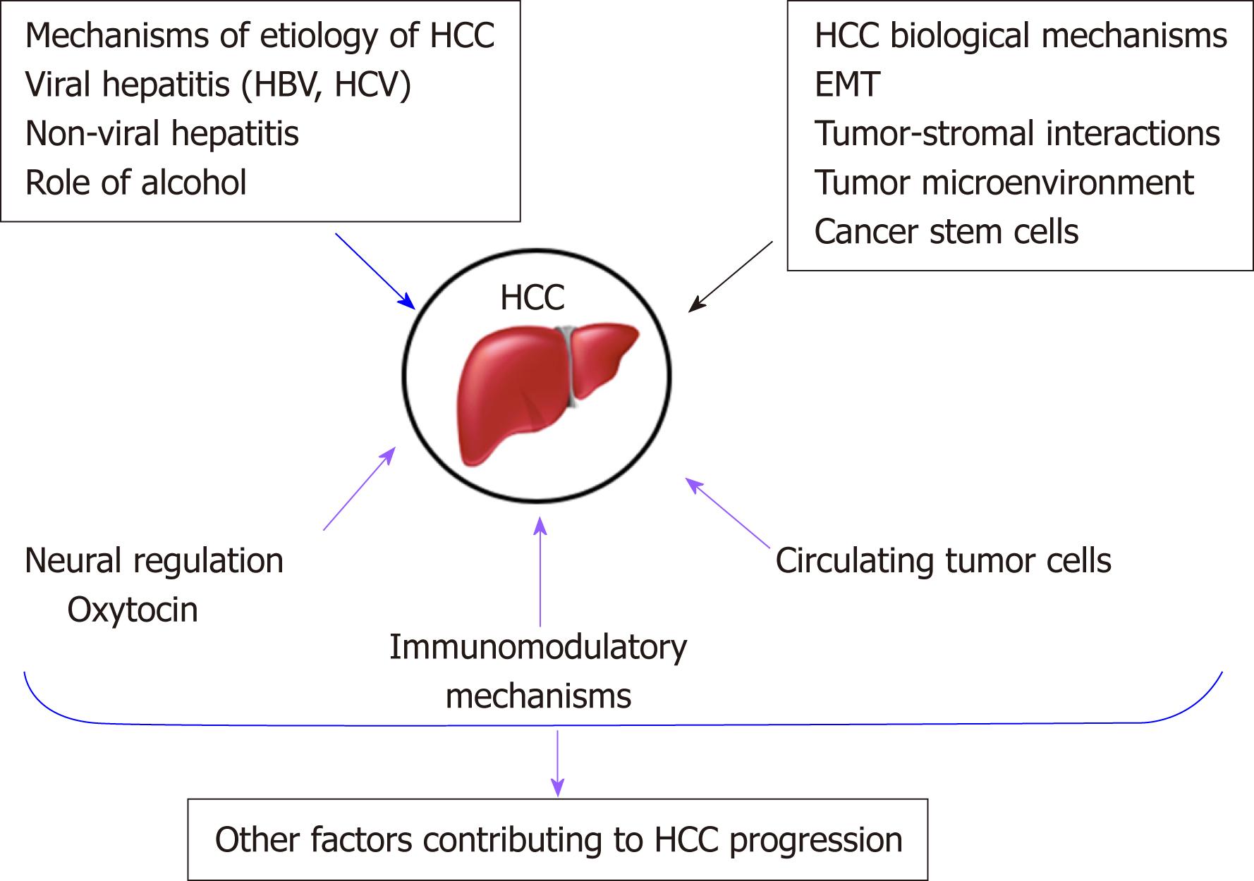 hepatocellular cancer markers