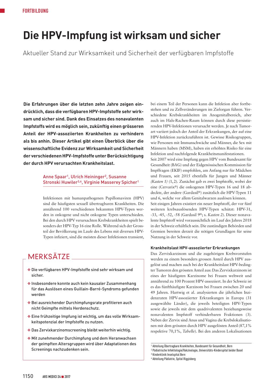 hpv impfung jungen erfahrungen)