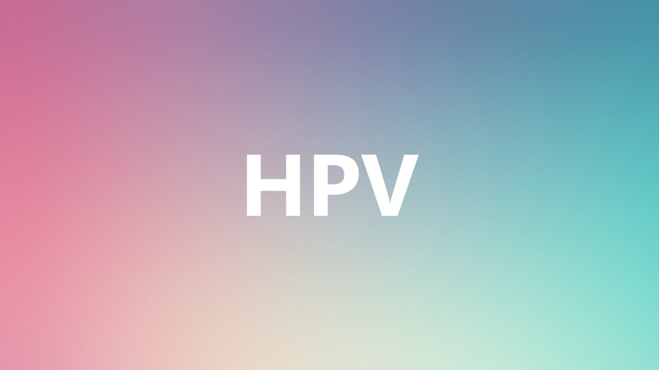 hpv cure by itself cancerul de col uterin amg