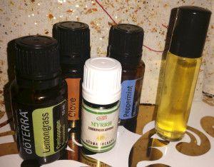 neuroendocrine cancer essential oils