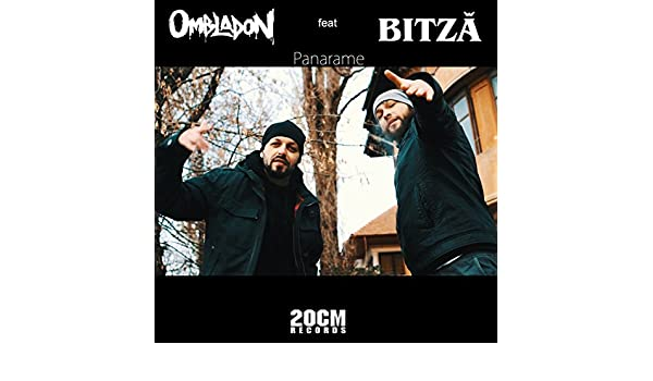 Ombladon feat. Bitza - Panarame | Lyrics Video