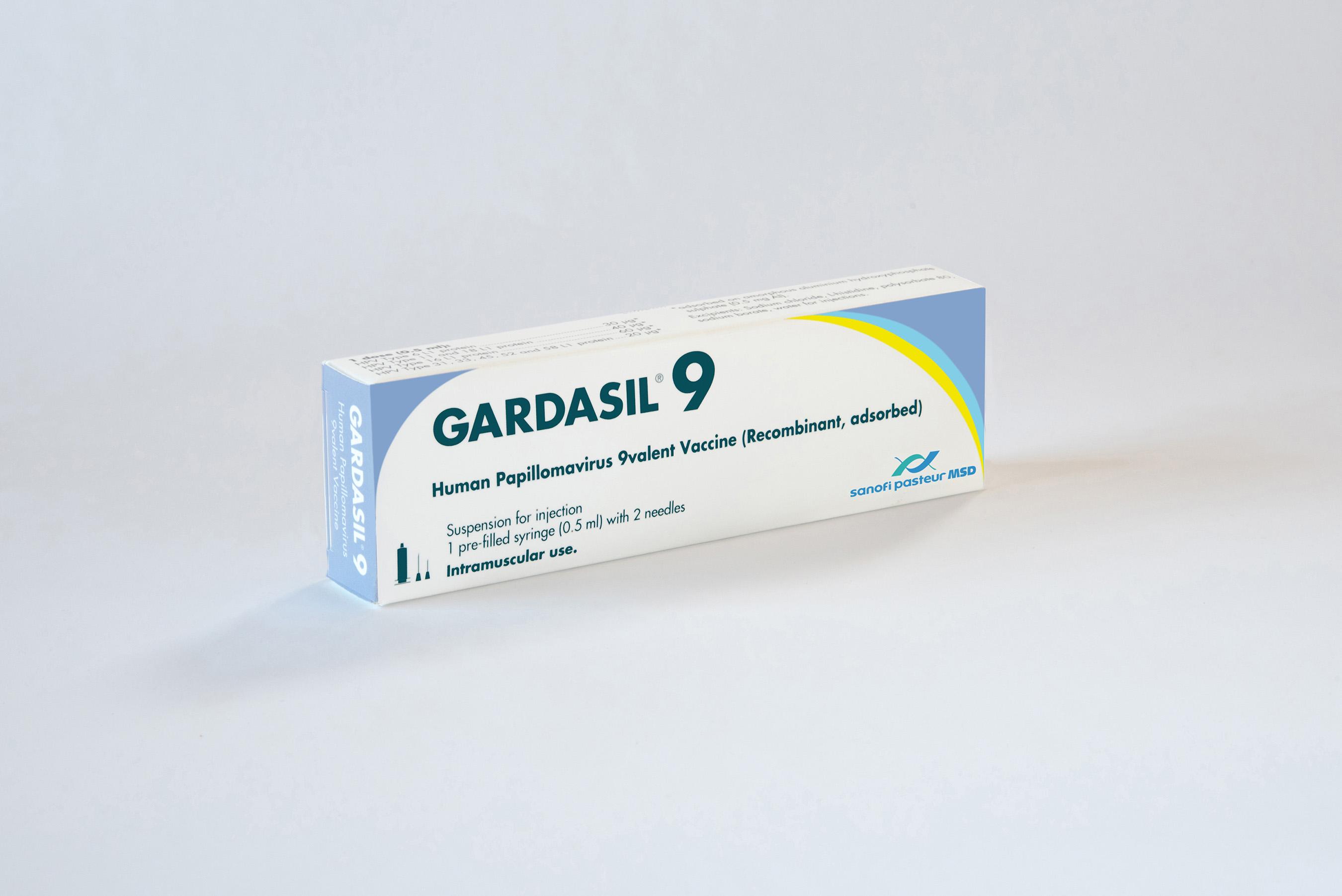 papilloma virus gardasil 9