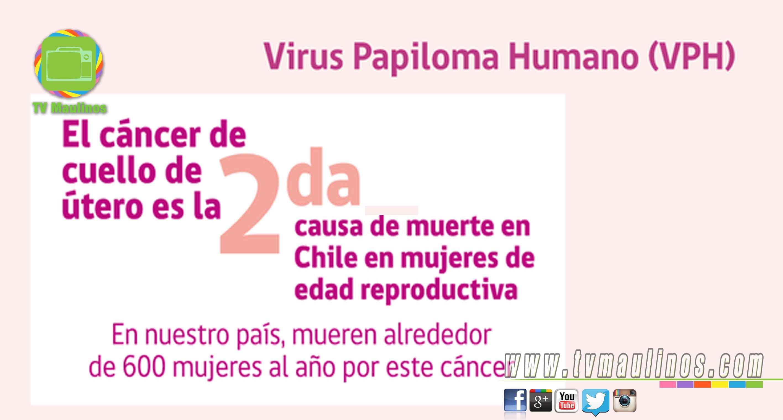 papiloma humano cancer de cuello uterino