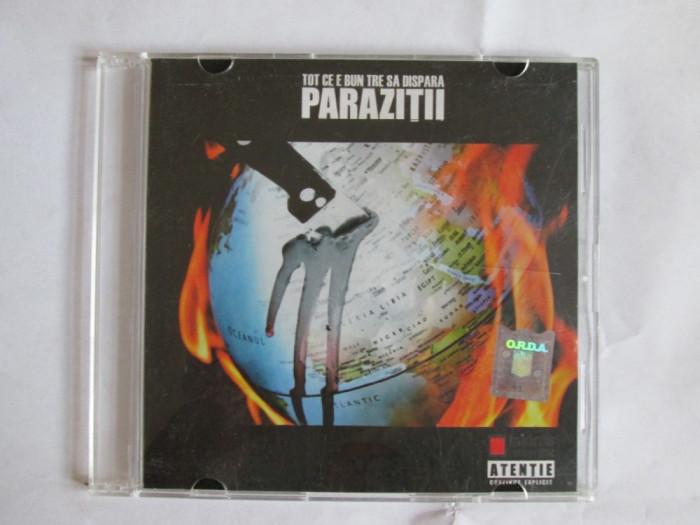 Parazitii – Tot ce e bun tre' sa dispara   Farfuridi, mâncare cu suflet, by Raluca Moisă