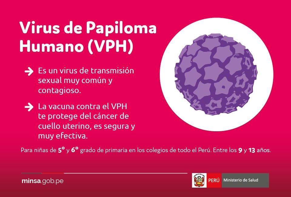 virus del papiloma humano y cancer de cuello de utero