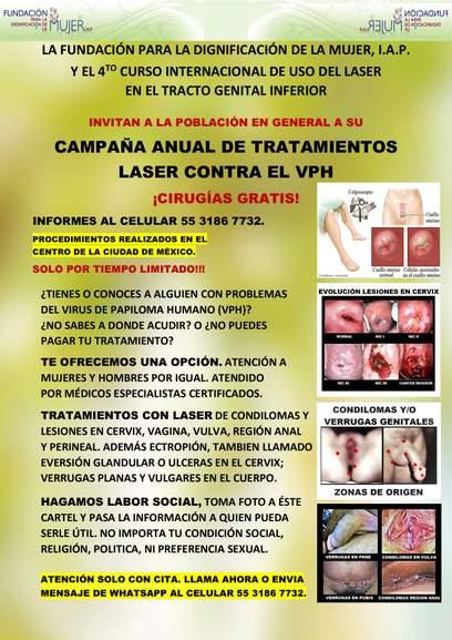 virus del papiloma tratamiento en hombres