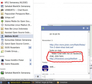Cum scapi de un virus de pe Facebook