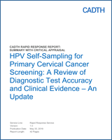 hpv and cervical cancer pubmed)