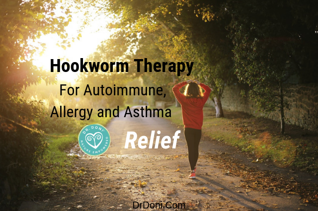 helminth therapy for asthma